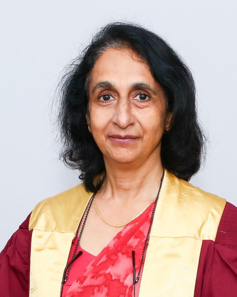 Professor Nadira D. Karunaweera (MBBS, PhD, FNASSL)